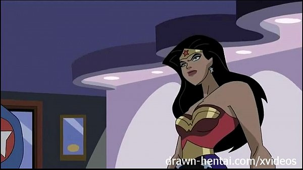 Wonder Woman Hentai