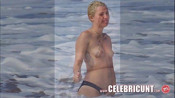 Miley Nude