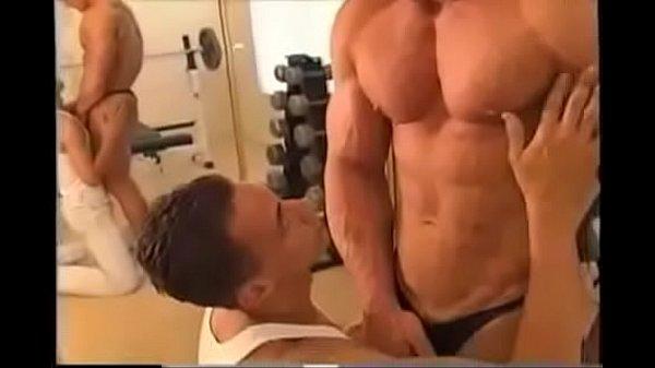 Bodybuilder Gay Sex